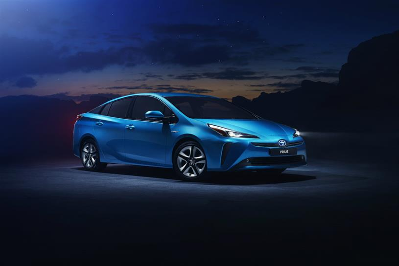 Toyota: pitch began in February