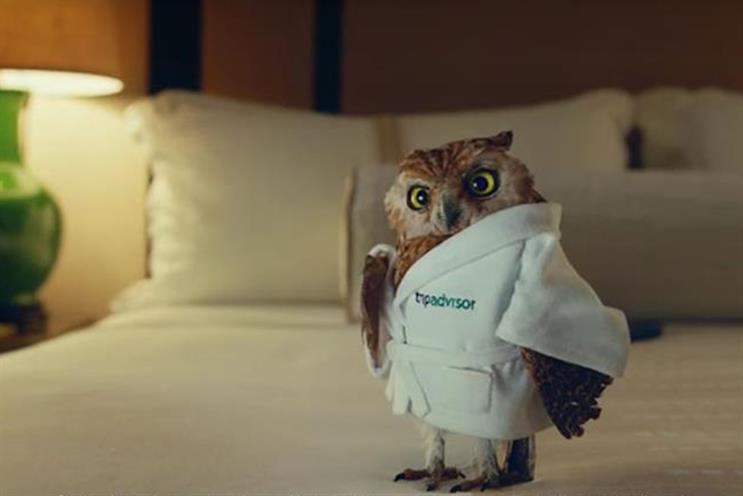 TripAdvisor: also running ad review