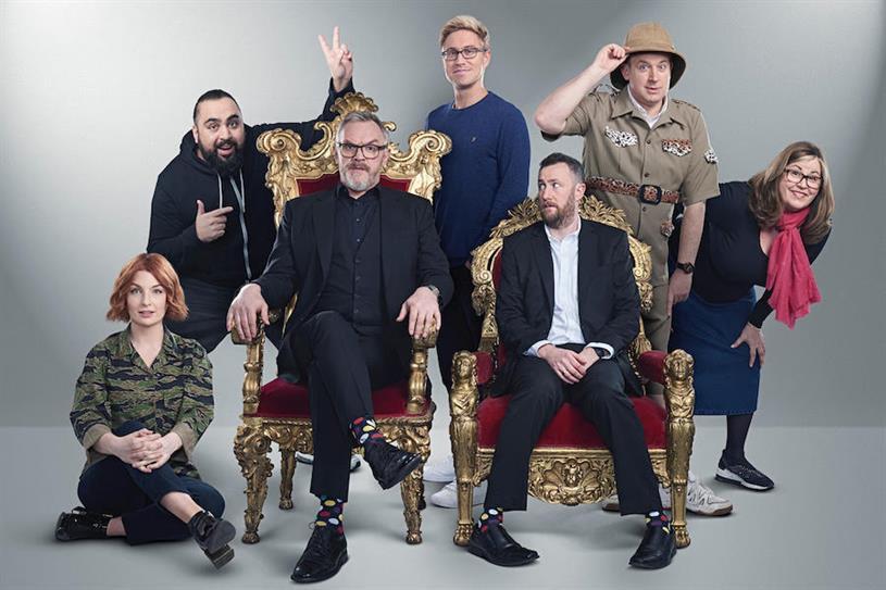 'Taskmaster' on Dave: among 10 UKTV channels set to come off Virgin Media