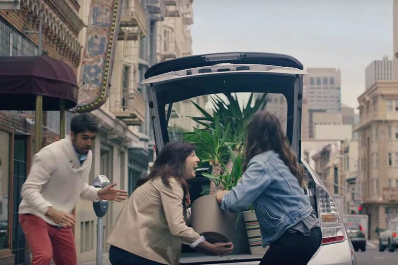 Uber's campaign will be designed to attract new drivers and customers in the UK