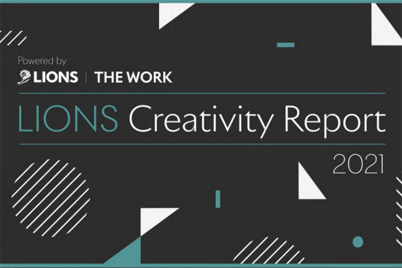 UK ad industry retains second place on Cannes Lions Creativity Report