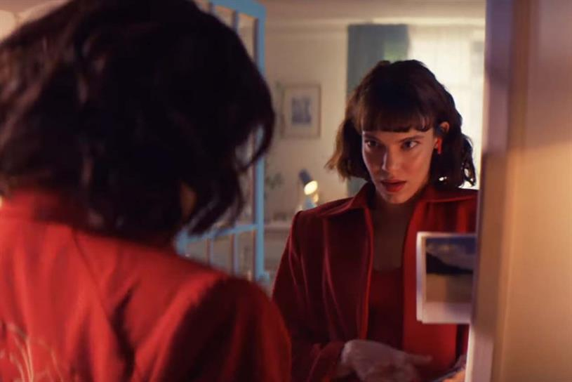 Vodafone: recent campaign was inspired by music videos