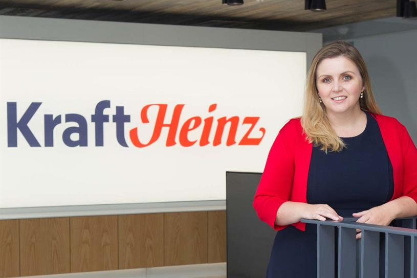 Sjardin: spent 14 years at Unilever before joining Kraft Heinz