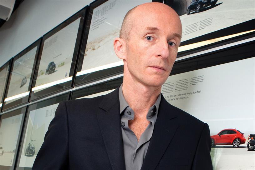 Rod McLeod: Volkswagen UK's head of marketing