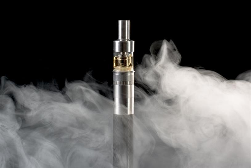 Vaping: its growth in popularity has led to an estimated 4m e-cigarette users in the UK
