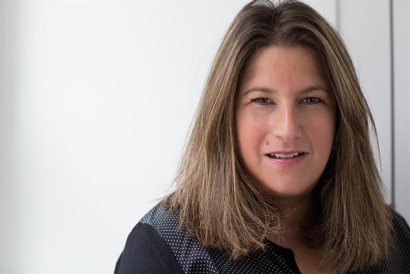 Victoria Fox: chair of the Future Leaders Award