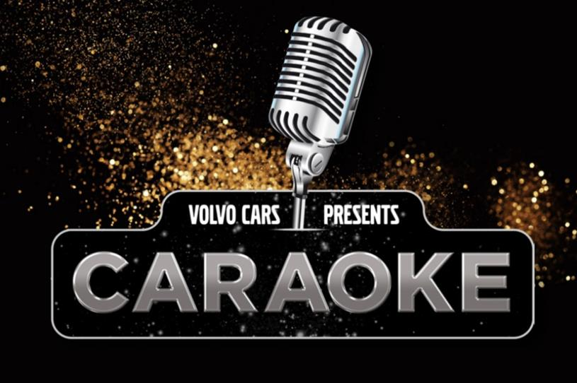 Volvo: 'Caraoke' sessions at this year's Camp Bestival