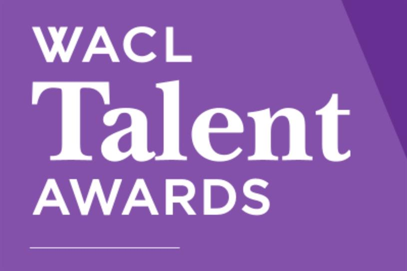 WACL: Open to entries for its latest Talent Awards