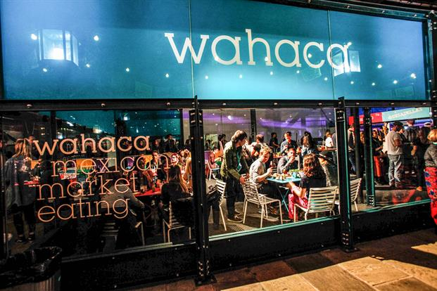 Wahaca plans supper clubs for 10th anniversary