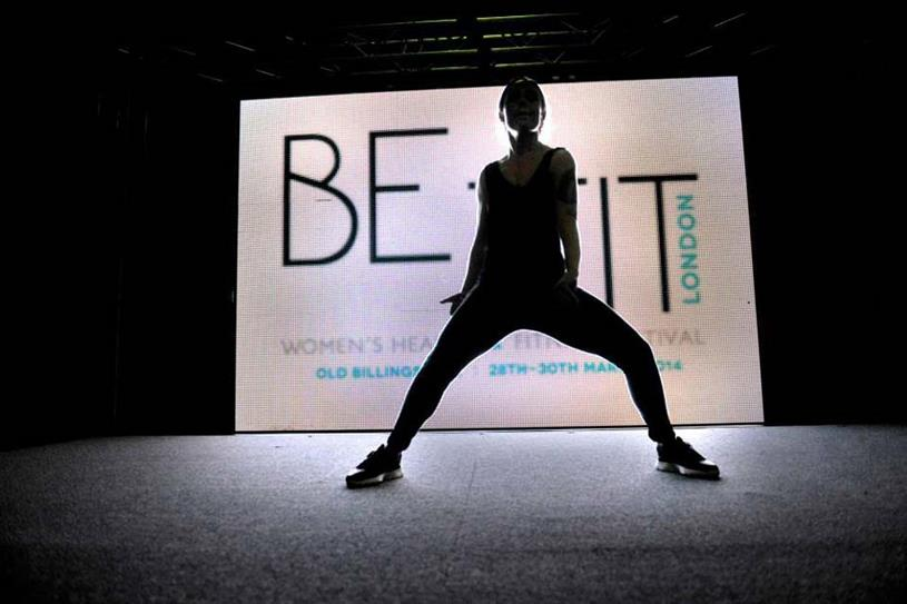 Be:Fit London to welcome Reebok, Total Greek Yoghurt and Harper's Bazaar this year