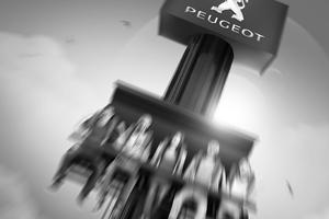 Peugeot's Gravity Drop at Goodwood to give visitors panoramic views