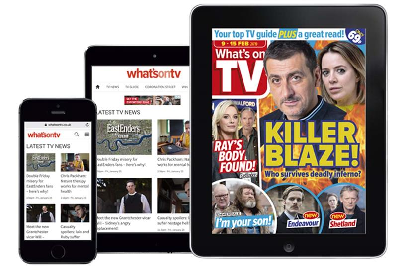What's On TV: owned by TI Media