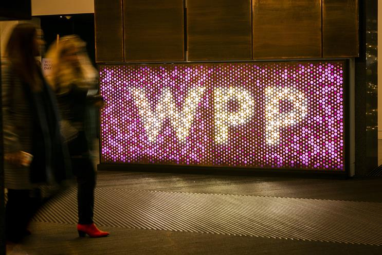 WPP: UK has moved back into growth
