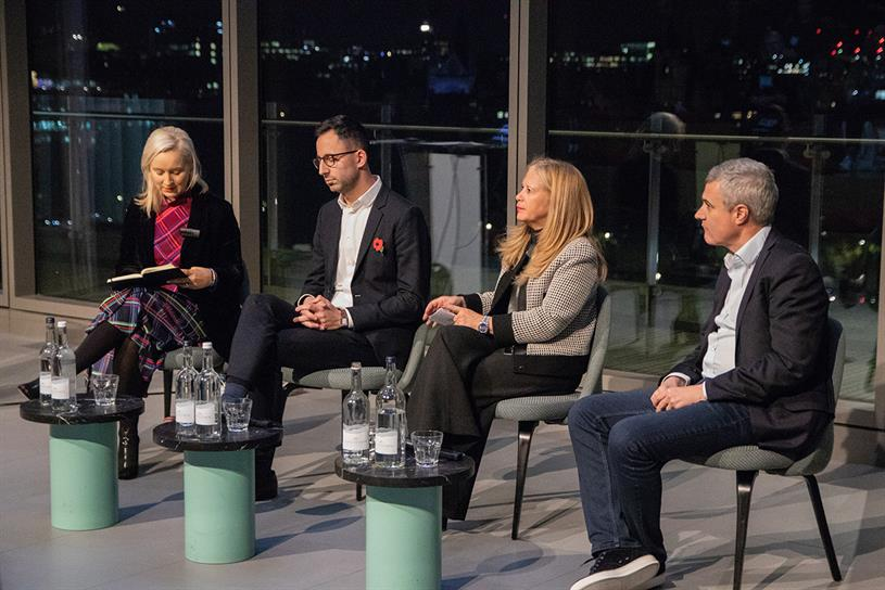 Wacl event: Kemp, Graff, Richards and Read