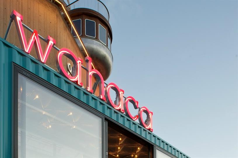 Wahaca: celebrating its 10th anniversary this year with a series of events