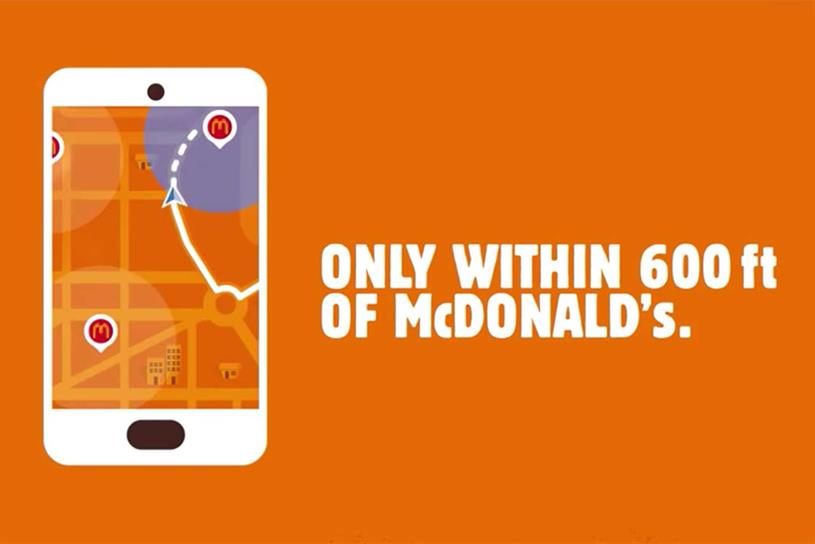 Burger King: 'The Whopper detour' was most-awarded campaign