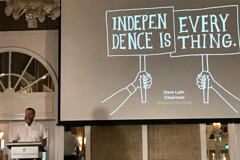 Luhr: speaking at CoLab 2019