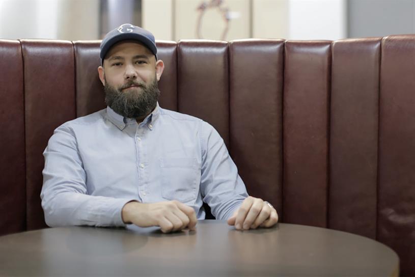 Wiktor Skoog: the strategy director at Grey London