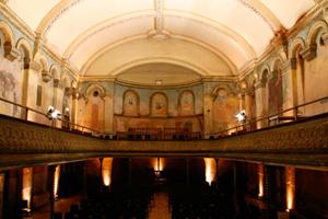 Wilton's Music Hall will host Direct Line's sleeping gig