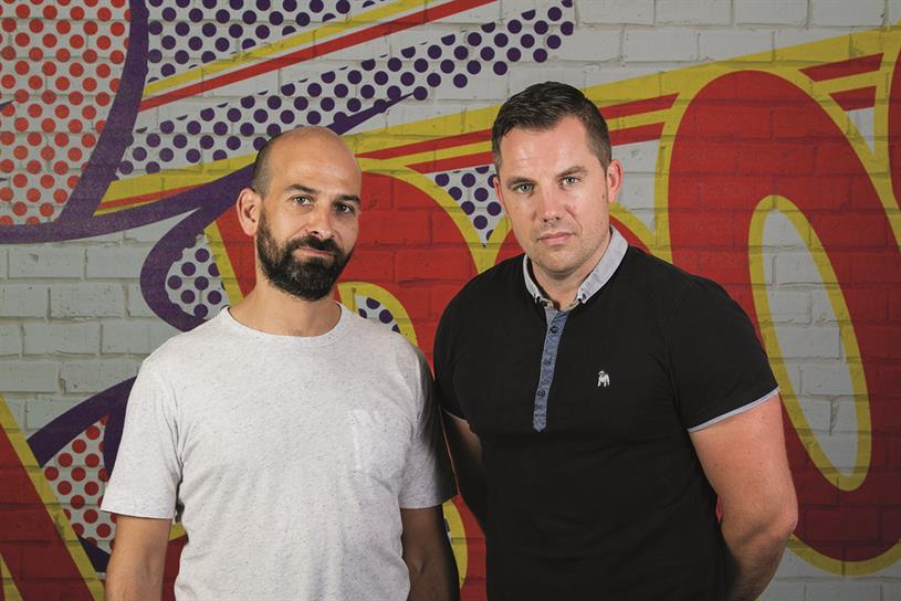 Dunn (l) and Reynolds: lead strategy in EMEA and the UK