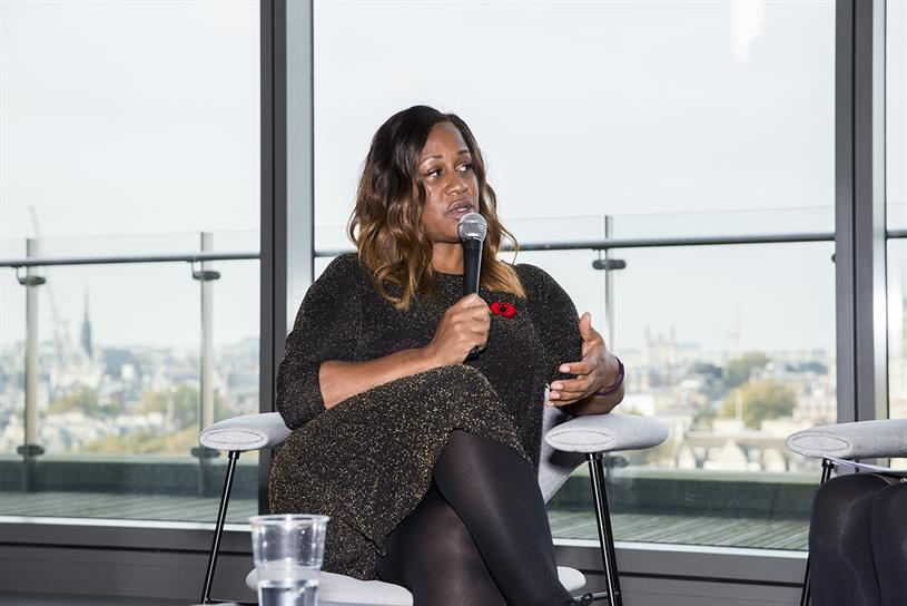 Blackett: appointed government race equality business champion last year