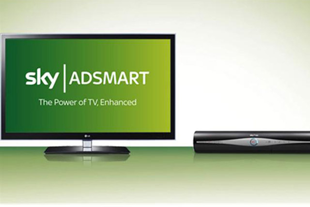 Sky AdSmart: now enables advertisers to target campaigns more accurately
