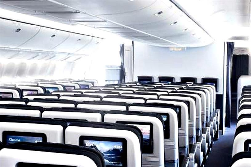 Air New Zealand to bring inflight pop-up to London's Soho