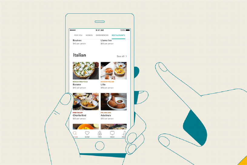 Airbnb Rolls Out Restaurant Bookings To Be Travel One Stop
