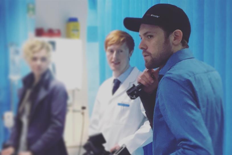 Alexander Thompson: directed Vote Leave's films