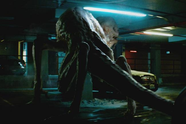 Volkswagen 'Alien' by Adam & Eve/DDB