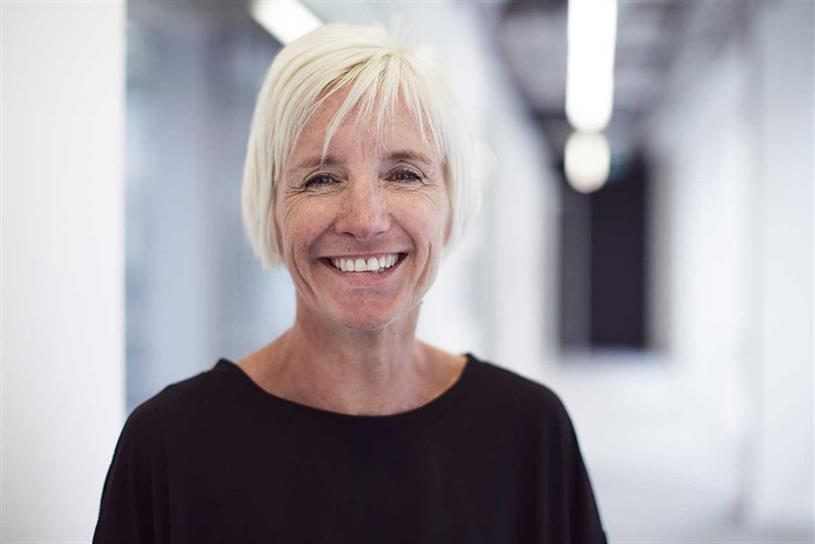 Amanda Morrissey: joined Dentsu last year
