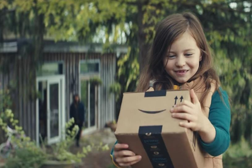 Amazon to open London pop-up for Black Friday