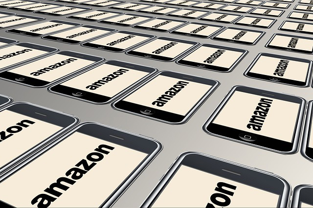 Amazon: collects data about independent retailers on its platform