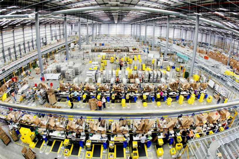 Amazon: expects delivery drivers to earn around £13-15 an hour, including tips