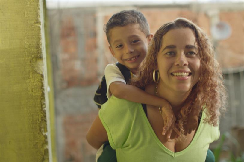 Dirt is Good: the brand shares what it has learnt about a mother and her son in Rio de Janeiro, Brazil