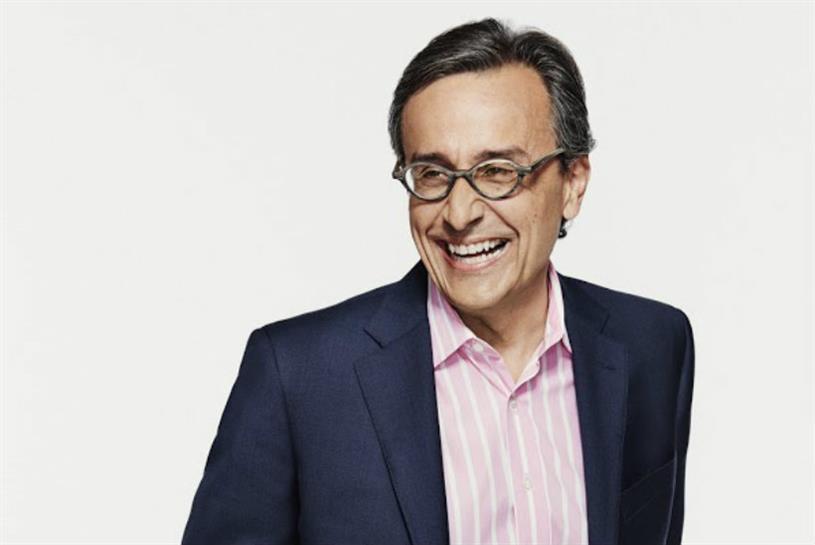 HP: chief marketing officer Antonio Lucio