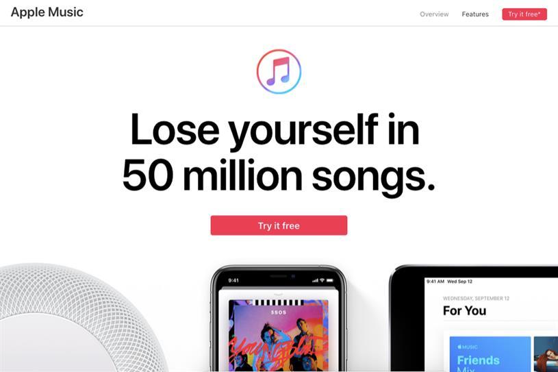 Apple buys U.K.-based digital marketing startup DataTiger