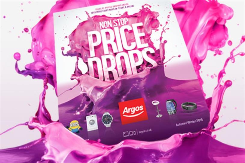 Argos has joined a number of leading brands in support of a government local shops initiative