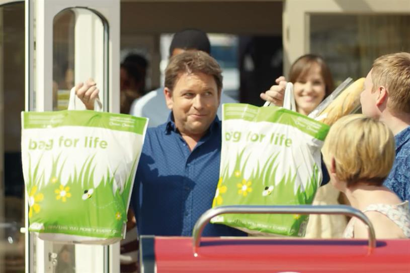 Asda: moved UK creative and media accounts into Publicis Groupe last year