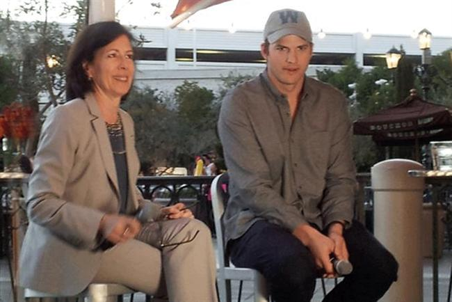 Monica Karo: OMD's chief joins Ashton Kutcher at CES