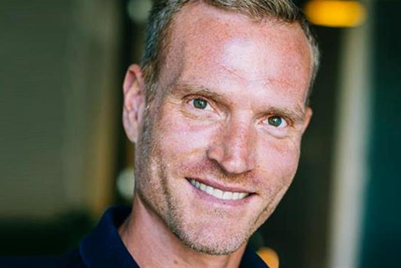 Robert Lang: the chief executive at Socialbakers