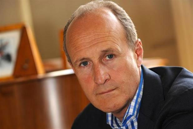Peter Bazalgette, ITV's executive chairman