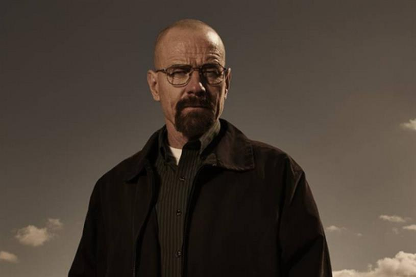 Breaking Bad: most popular show for UK streaming users last year