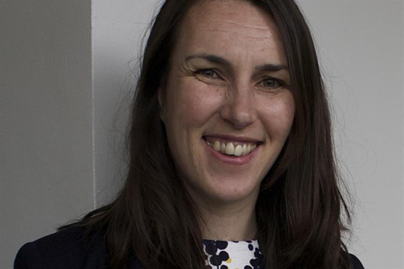 Becky Brock, director of marketing, John Lewis