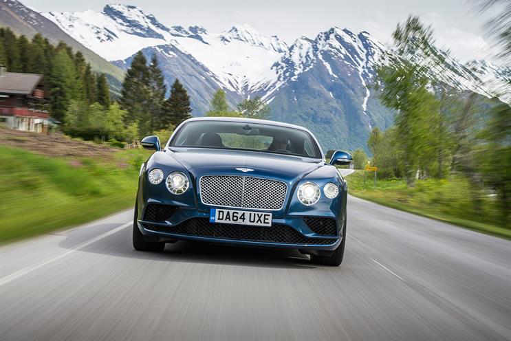 Bentley: has retained Keko