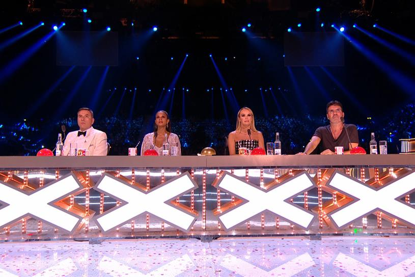 Britain's Got Talent: returned to ITV this week after Covid-19 halted production for months