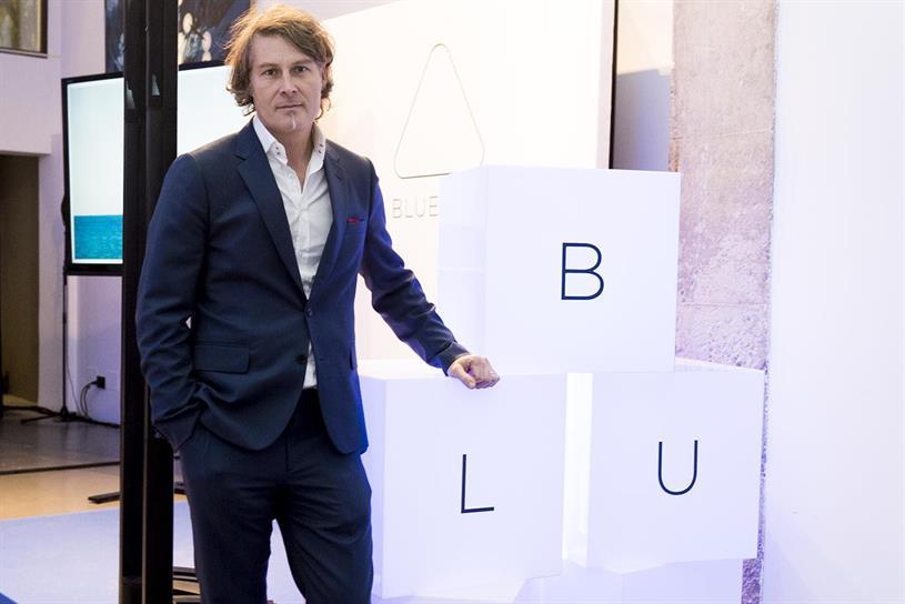 Andras Vigh: Blue 449's global chief executive