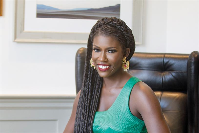 Bozoma Saint John: the senior marketer is leaving Uber after just a year in post