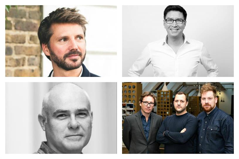 Four agencies to watch: LEX, Droga5, Lively and Muster