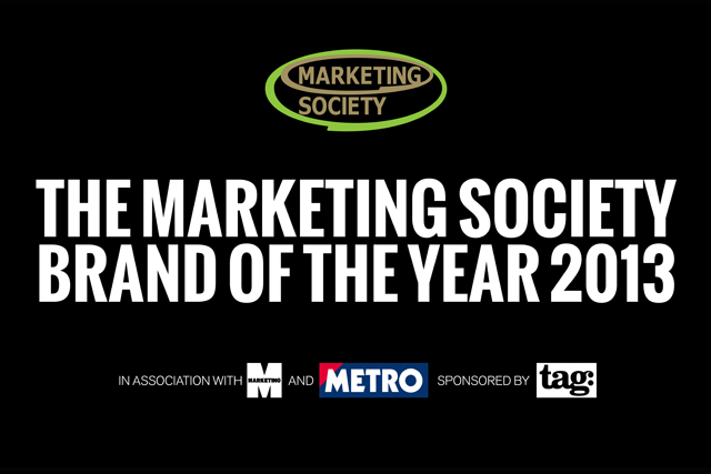 6da00d085952 Marketing Society Brand of the Year 2013  VOTING IS OPEN!